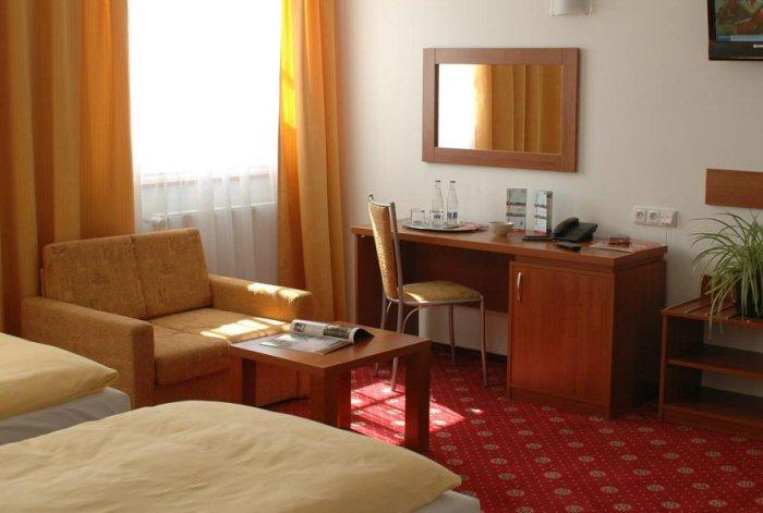 Hotelu Slavia Praha 6
