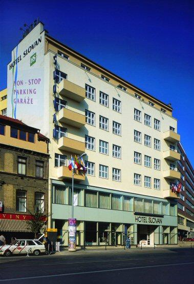 Hotel Slovan fotografie 6