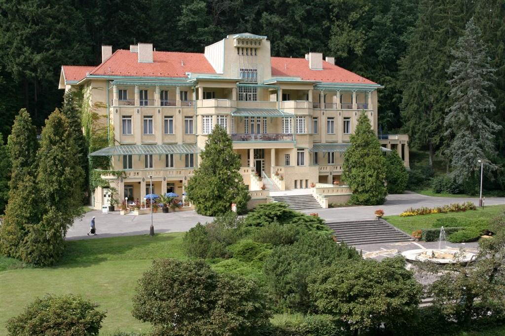 Hotelu Dům Bedřicha Smetany Luhačovice 11