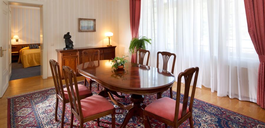 Hotelu Dům Bedřicha Smetany Luhačovice 3