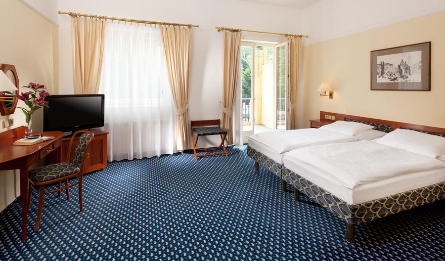 Hotelu Dům Bedřicha Smetany Luhačovice 5