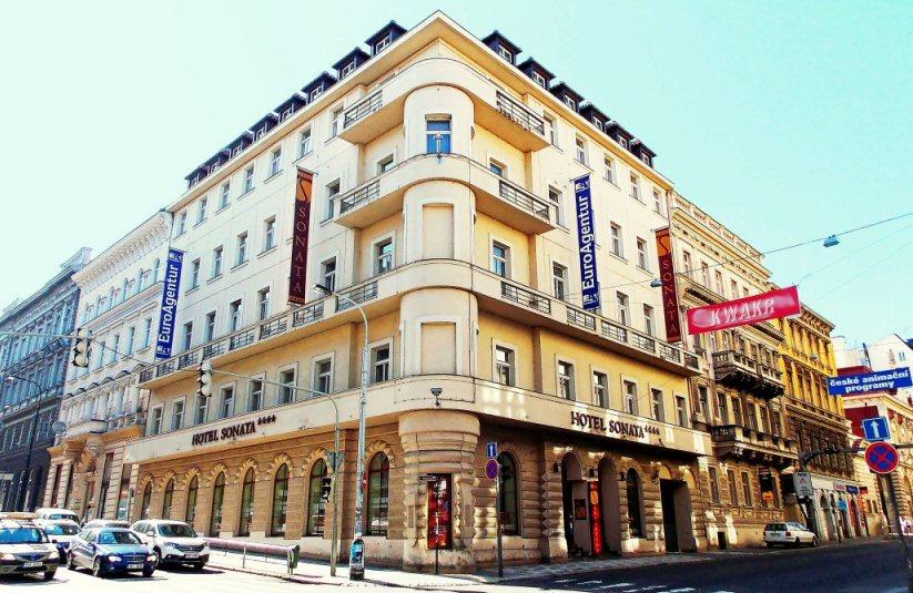 Hotelu EA Sonáta Praha 3