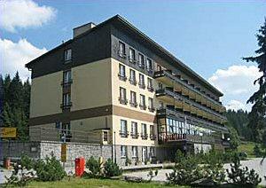 HOTEL ŠPIČÁK ŽELEZNÁ RUDA