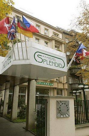 Hotelu Splendid Praha 5