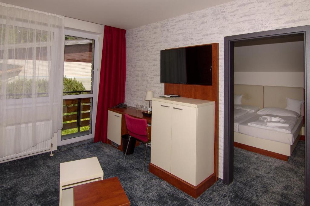 Hotelu Srní Srní 12