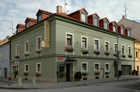 Pensionu Stará Roudná Plzeň 3