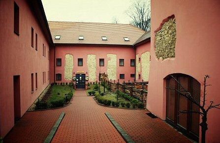 Hotelu Starý Pivovar Praha 3
