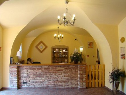 Hotelu Starý Pivovar Praha 4