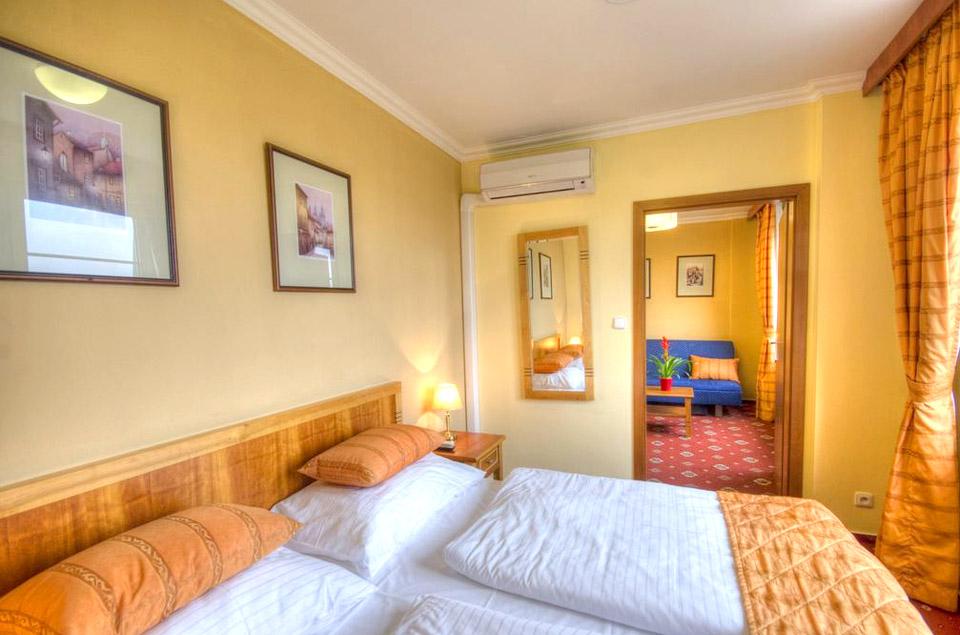 Hotel Step Praha