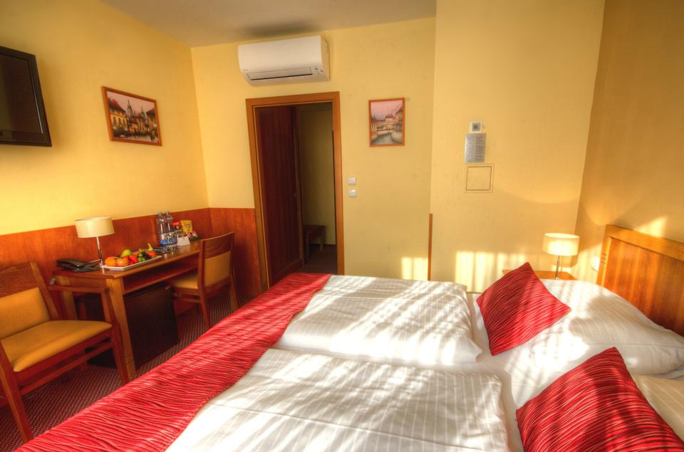 Hotelu Step Praha 2