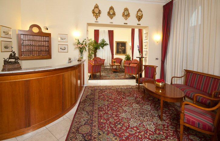Hotel St. Gerorge fotografie 10