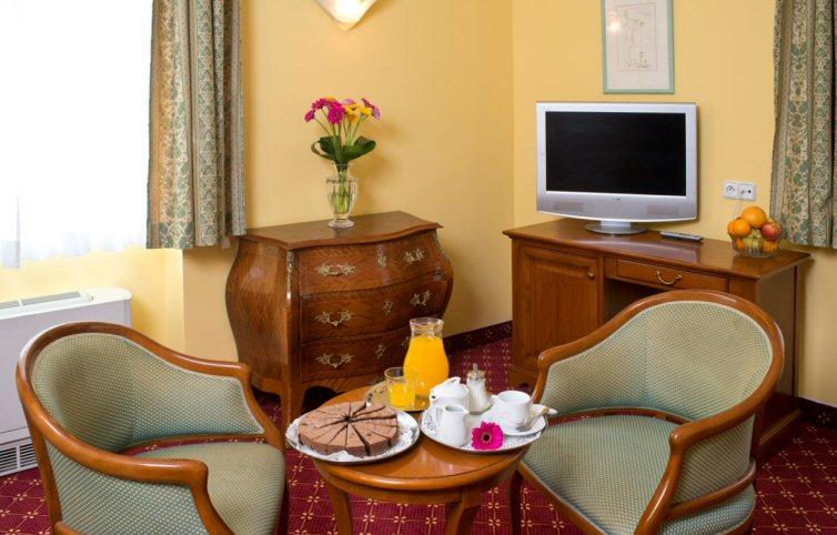 Hotel St. Gerorge fotografie 8