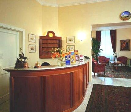 Hotel St. Gerorge fotografie 4