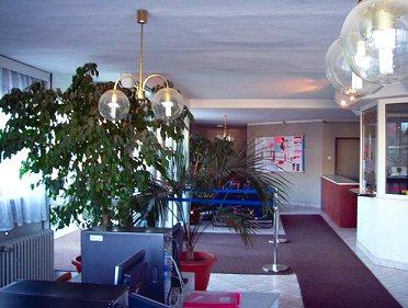 Hotelu Střížkov Praha 4