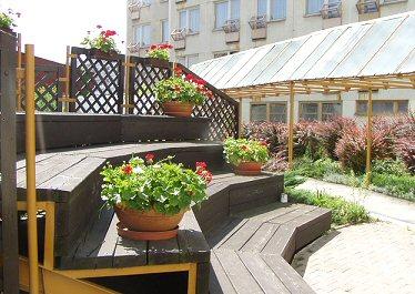 Hotelu Střížkov Praha 6