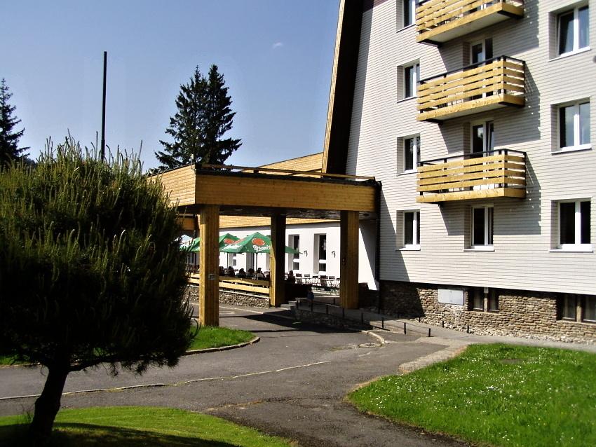 Hotelu Šumava Srní 1
