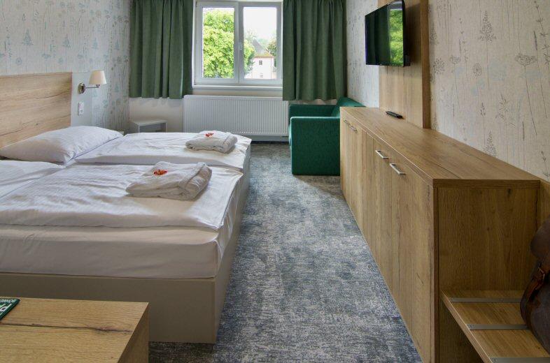 Hotelu Šumava Srní 4