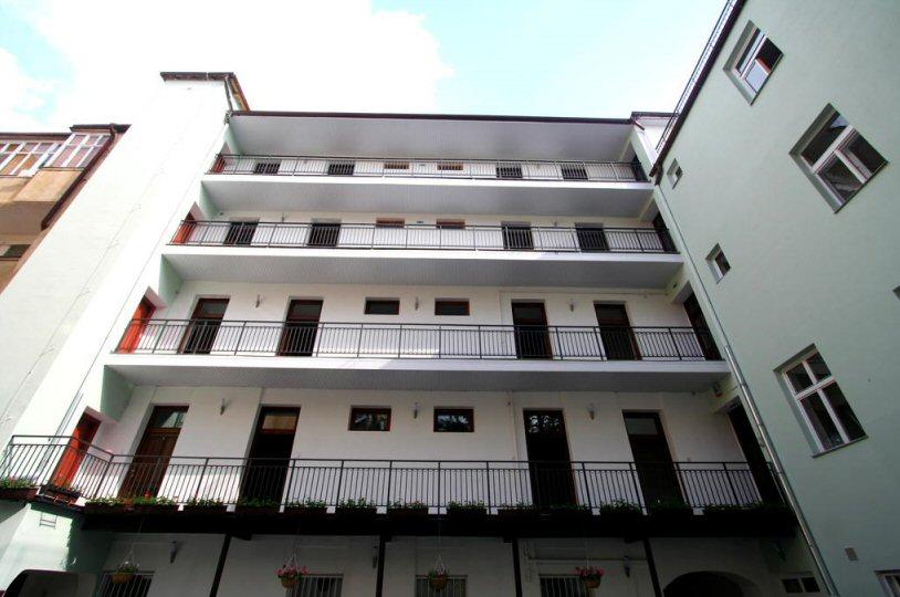 Hotelu Susa Praha 3