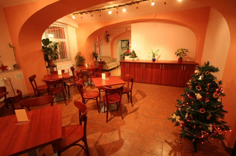 Hotelu Susa Praha 7