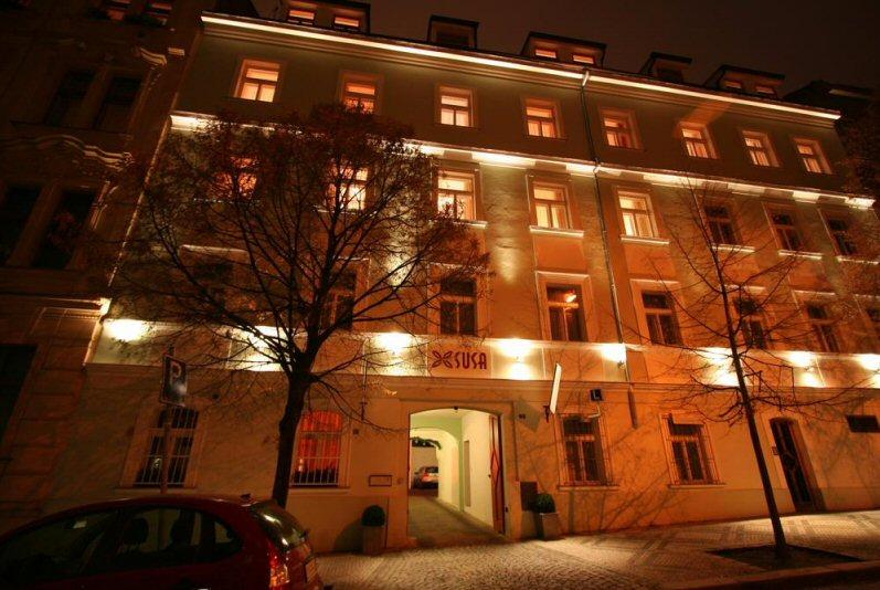 Hotelu Susa Praha 9