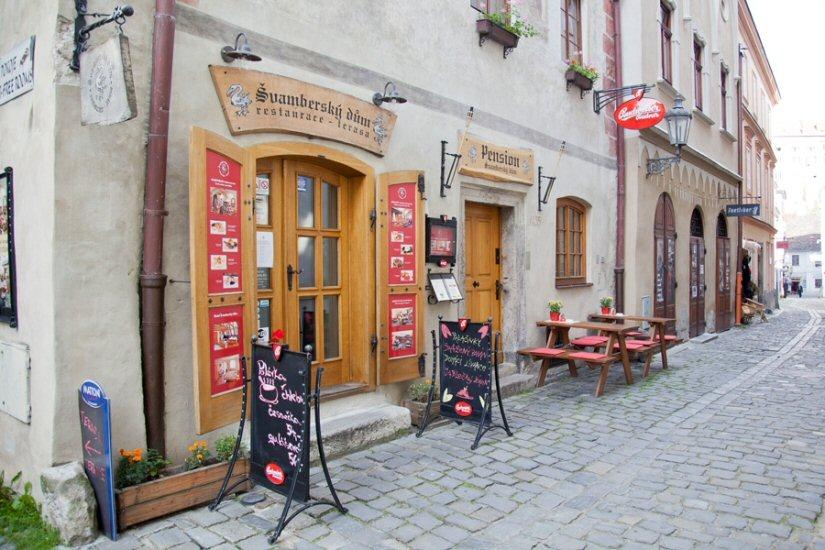 Hotelu Švamberský dům Český Krumlov 10