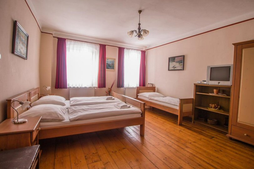 Hotelu Švamberský dům Český Krumlov 3