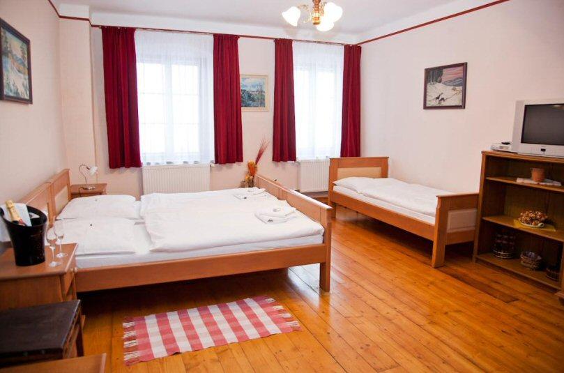 Hotelu Švamberský dům Český Krumlov 4