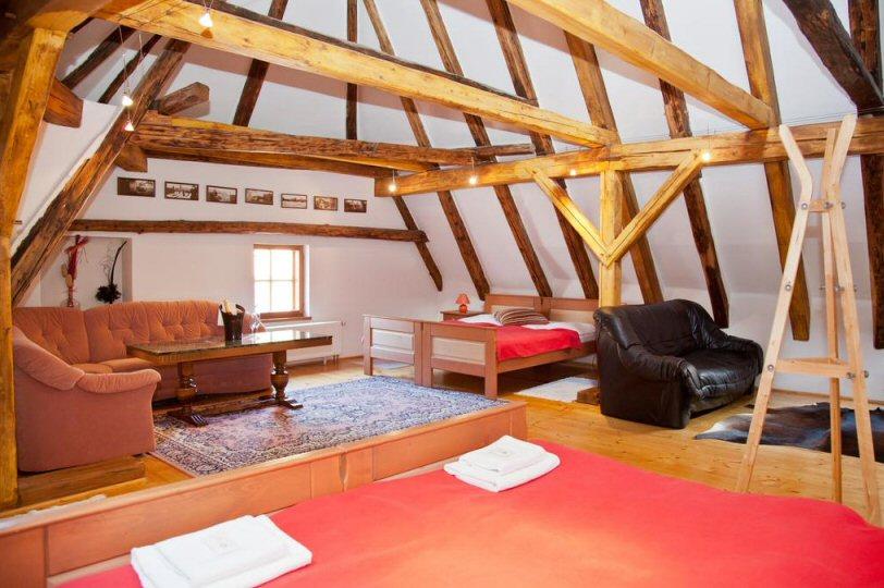 Hotel Švamberský dům fotografie 7