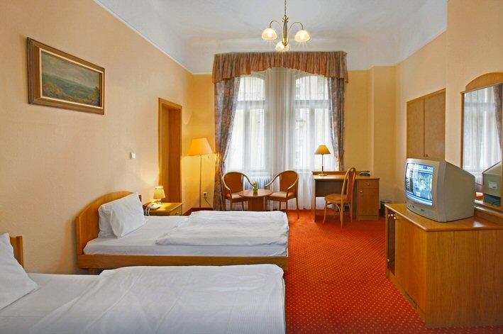 Hotelu Svoboda Mariánské Lázně 1