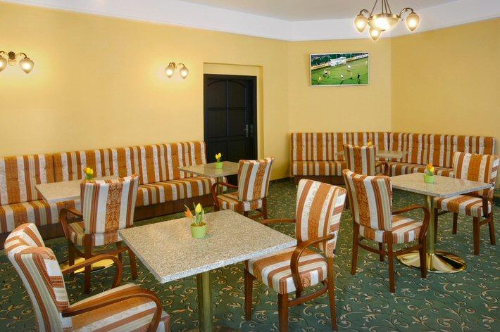 Hotelu Ensana Spa Svoboda Mariánské Lázně 12