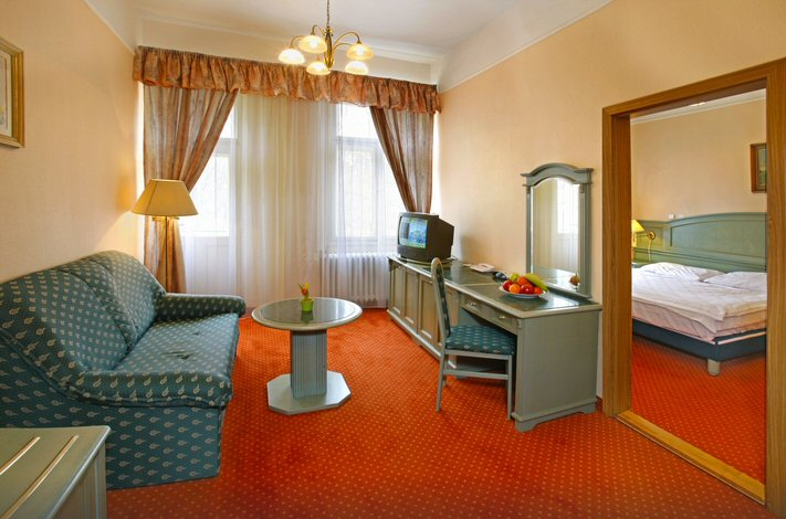 Hotelu Ensana Spa Svoboda Mariánské Lázně 2