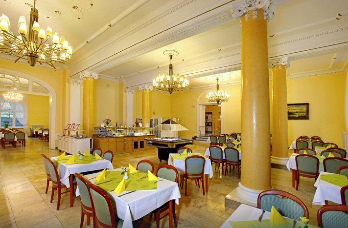 Hotelu Ensana Spa Svoboda Mariánské Lázně 4