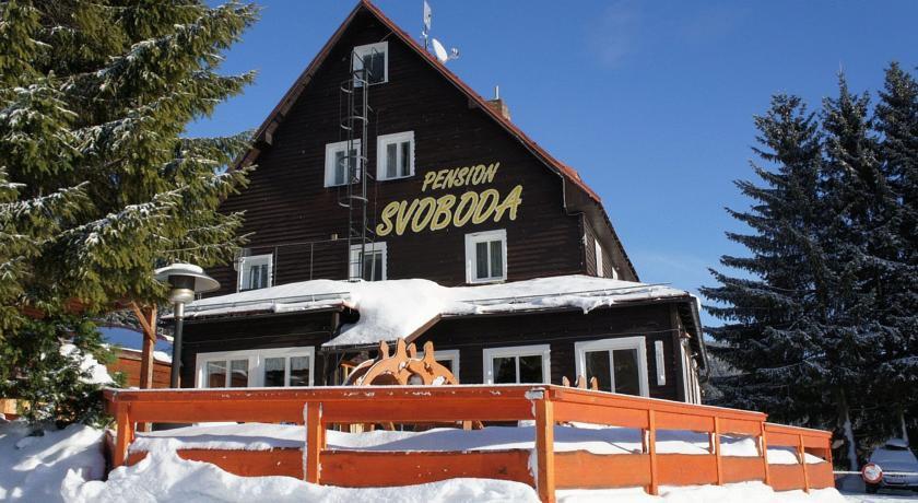 Pension Svoboda Pec pod Sněžkou