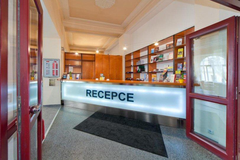 Hotelu Theatrino Praha 3