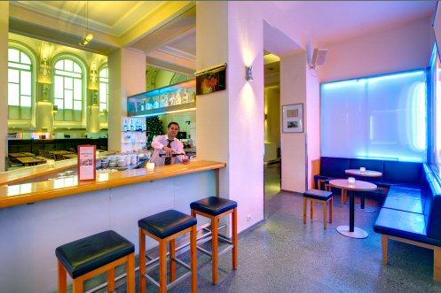 Hotelu Theatrino Praha 5