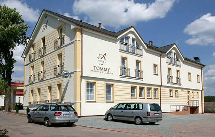 Hotel Tommy fotografie 6
