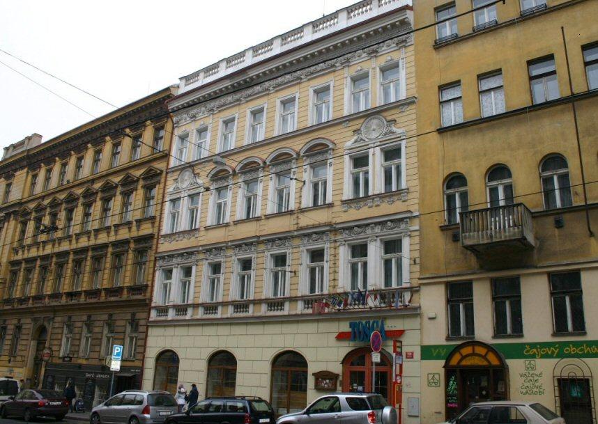 Hotelu EA Tosca Praha 3