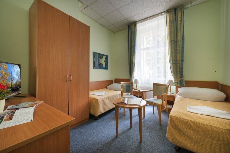 Hotelu EA Tosca Praha 5
