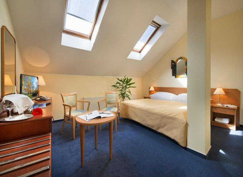 Hotelu EA Tosca Praha 6