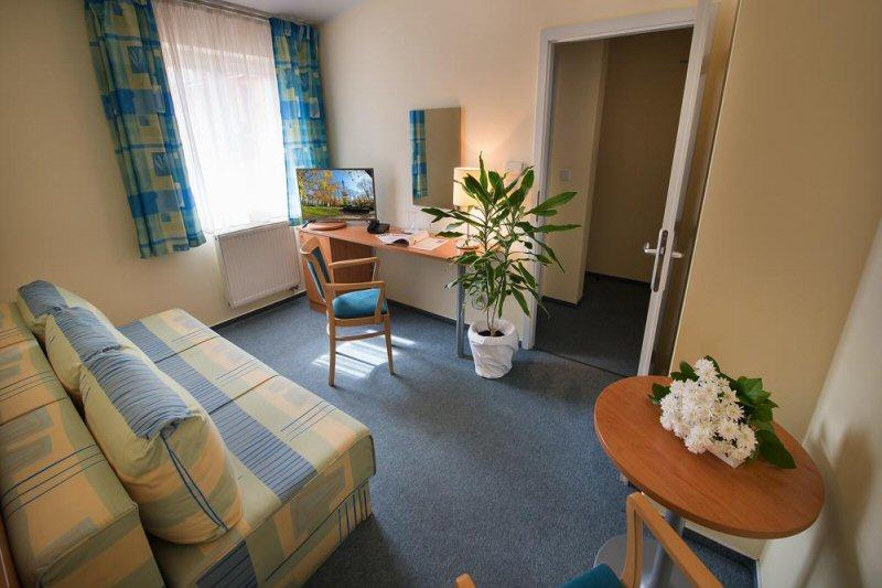 Hotelu EA Tosca Praha 7