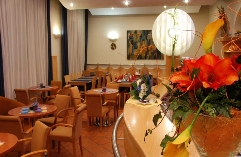 Hotelu EA Tosca Praha 8