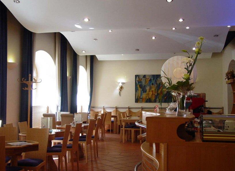 Hotelu EA Tosca Praha 9