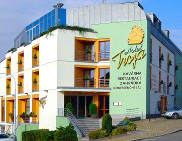 Hotel Troja fotografie 3