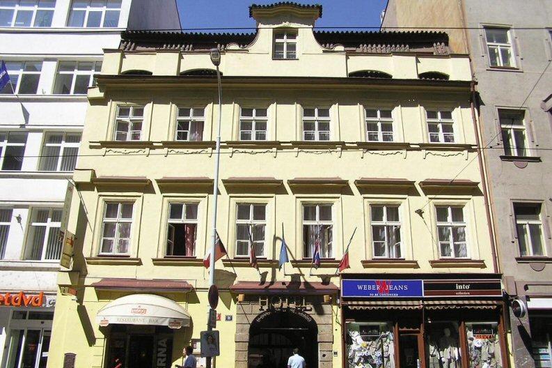 Hotelu Zlaté Klíče Praha 3