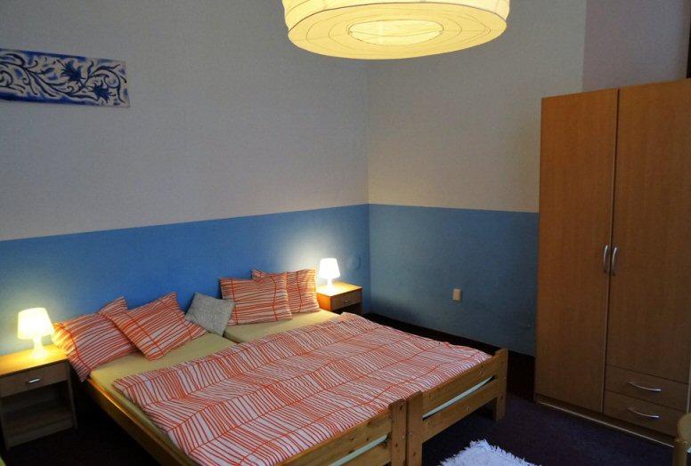 Hotelu Zlaté Klíče Praha 7