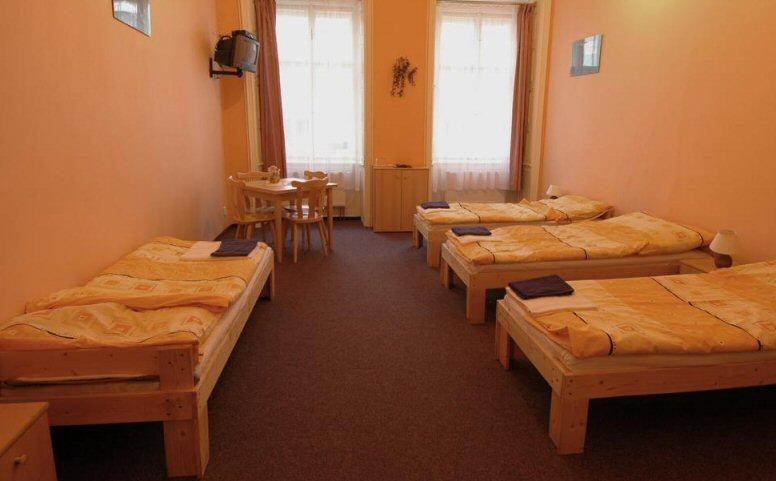 Hotelu Zlaté Klíče Praha 8