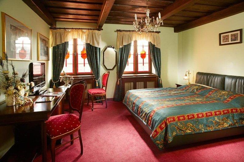 HotelU Páva Praha