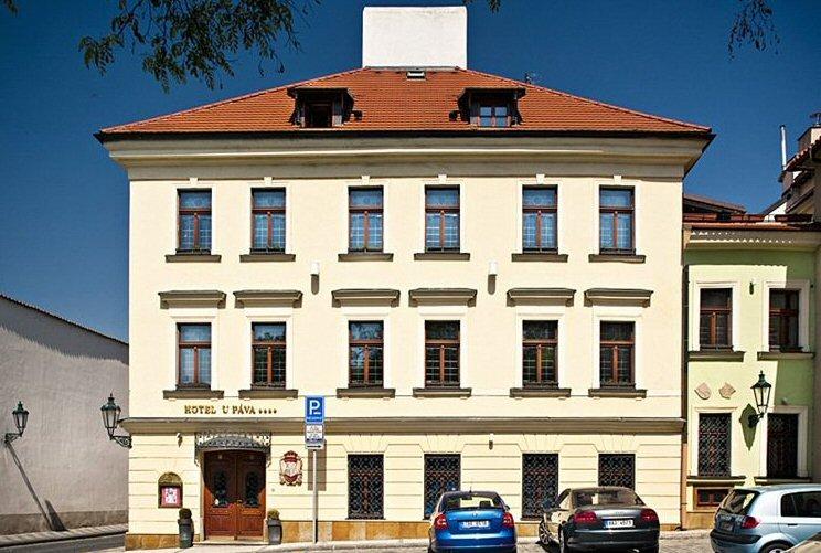 Hotelu U Páva Praha 5