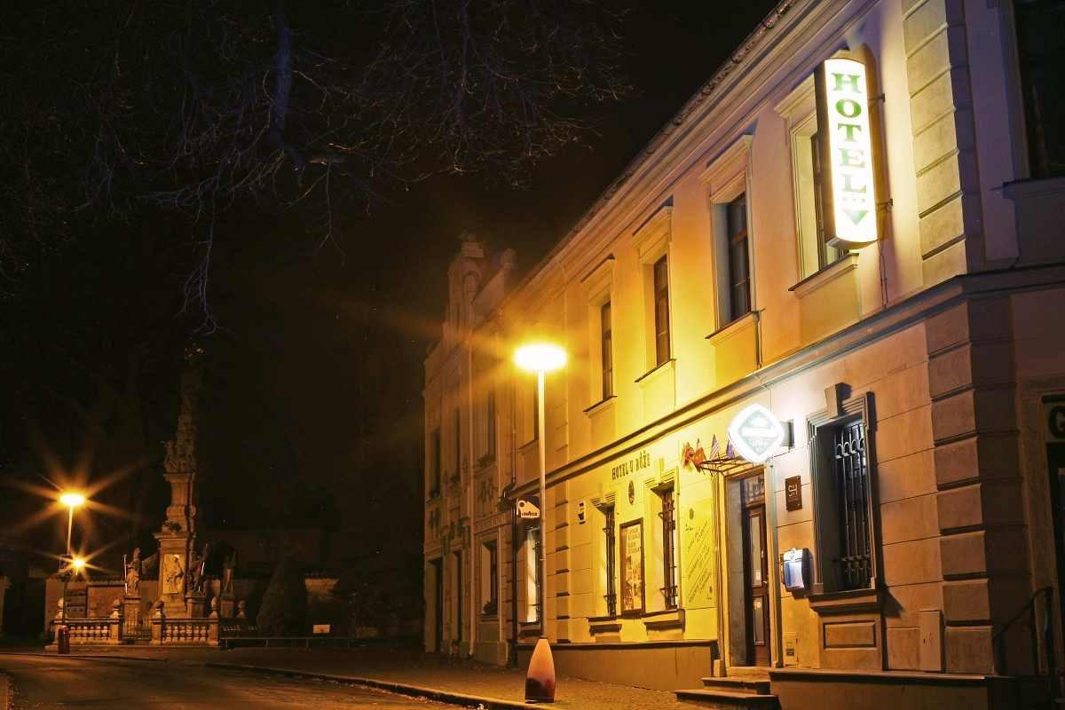 Hotel U Růže Kutná Hora