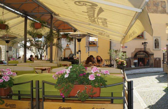 Hotel U Tri Pstrosu photo 11